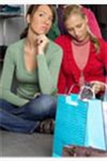 Alışveriş tutkunuz kontrol altında!